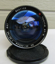 Nice Tokina AT-X SD 35-200mm 1:35-4.S 067 Macro Lens Nikon?