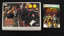 Tekken Wireless Fight Stick (Xbox 360) with Tekken 6 Game