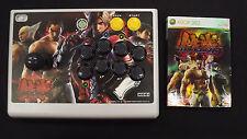 Tekken Wireless Fight Stick (Xbox 360) with Tekken 6 Game