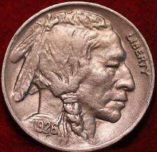 1926 Philadelphia Mint Buffalo Nickel