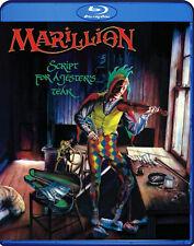 Marillion Script For A Jester's Tear Blu-Ray High Fidelity Pure Audio