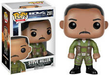FUNKO POP VINYL INDEPENDENCE DAY #281 STEVE HILLER VAULTED