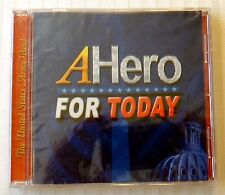 A Hero For Today ~ NEW SEALED ~ United States Army Band ~ Rare USAB Music CD