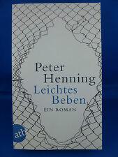 Leichtes Beben von Peter Henning (2013, Taschenbuch)
