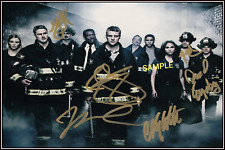 4x6 SIGNED AUTOGRAPH PHOTO REPRINT of Chicago Fire Cast #TP