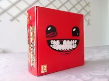 PC SUPER MEAT BOY ULTRA RARE EDITION COLLECTOR´S, LIMITED