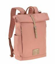 Lässig Green Label Rolltop Backpack Wickeltasche Rucksack Cinnamon Rosa