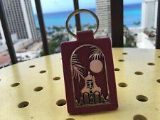 Official Royal Hawaiian Hotel Key Chain