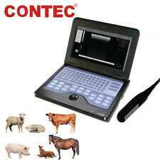 CMS600P2 CONTEC Veterinary Ultrasound Scanner Portable Laptop Machine 7.5 Rectal