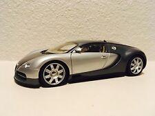AUTOart 1:18 Bugatti Veyron Grey/Silver Diecast / Extremely Rare / No Box