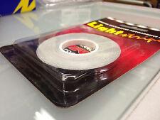 Striscia nastro rotolo adesivo decorazione auto camper moto cromo cromato 3 mm