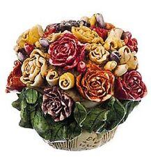 Harmony Kingdom Rose Bud Lord Byron's Harmony Garden Mib