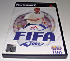 FIFA 2001 PS2 PAL *Complete*