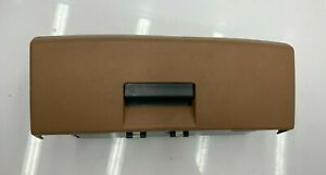 2005-2011 AUDI A4 A6 FRONT LEFT DRIVER SEAT DRAWER STORAGE COMPARTMENT BEIGE OEM
