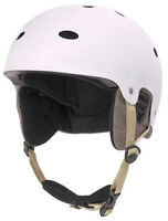 30DY - PROTEC B2 Snowboard or Ski Helmet  - White - X-Large