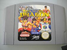 Nintendo 64 jeu Flying Dragon EUR NUS
