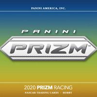 2020 PANINI PRIZM RACING FACTORY SEALED HOBBY BOX PRESALE FREE SHIPPING