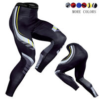 Men's Compression Dry Cool Sports Pants Baselayer Running Leggings Yoga Dri fit