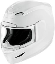 Icon Airmada White Full Face Helmet