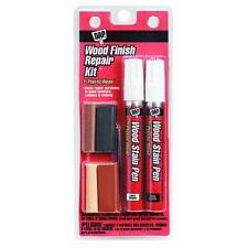 Wood Finish Repair Kit DAP 97500 fix scratches & gouges on wood surfaces 6 pK