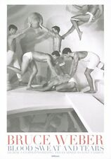NUDE MALE ART PRINT - Calvin Klein by Bruce Weber 1995 Poster 27.5x39.5