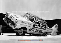 HOLDEN EK CANADIAN HELL DRIVERS 1961 A3 POSTER PRINT PICTURE PHOTO IMAGE