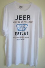 Jeep Sprit 4x4 t shirt size 2XL