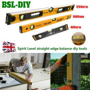 Professional Builders Spirit Level Aluminium DIY Long 400mm or 1000mm Tool