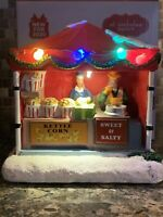 St. Nicholas Square® Village Kettle Corn Stand