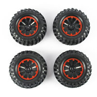4pcs 1.9 ''96mm RC Crawler Tires 12mm Hex Hub for 1/10 RC Crawler Buggy Car