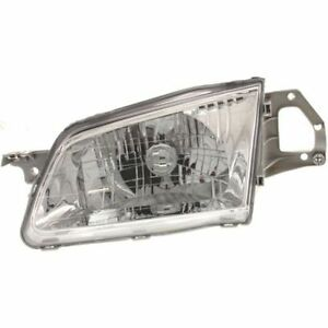 New Headlight (Driver Side) for Mazda Protege MA2502114 1999 to 2000