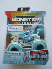 MONSTER JAM AUTHENTIC SPECIAL EDITION - FIRE & ICE BAKUGAN *DRAGONOID* ICE NEW!