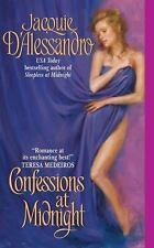Confessions at Midnight (Mayhem in Mayfair, Book 2), D'ALESSANDRO JACQUIE, Very
