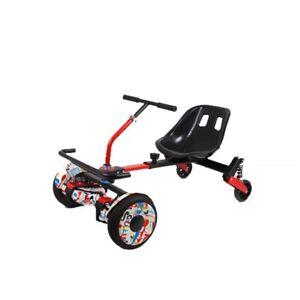 2-wheel Adjustable Length Cart Frame for 6''/8''/9''/10'' Hover Boards