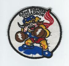 60s 62nd FIGHTER INTERCEPTOR SQUADRON  patch