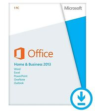 ●ANGEBOT● Microsoft Office Home and Business 2013 ★★★Sofortversand 30Minuten★★★