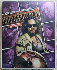 STEELBOOK The Big Lebowski Blu-ray + DVD + digital copy