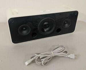 Apple A1121 iPod Hi-Fi Stereo Speaker Dock w/ Cord - No Remote