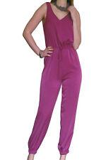 Ladies Jumpsuit Playsuit Catsuit Evening Size 8 10 12 14 16 18