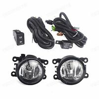 Hot Front Fog Lights Kit for Suzuki Grand Vitara & SX4 4Dr( No Hatchbacks) 06-12