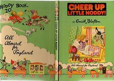 Enid Blyton NODDY #20 - CHEER UP LITTLE NODDY - ALL ABOARD FOR TOYLAND