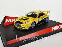 Scx Scalextric Slot Ninco 50445 Porsche 997 Forum Giallo - C.Menzel