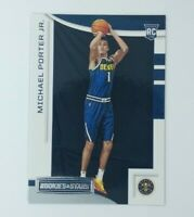 2018-19 Panini Chronicles Rookies & Stars Michael Porter Jr. Rookie RC #617