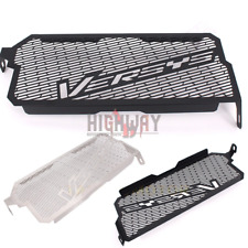 Radiator Grille Guard Cover Protector Fit Kawasaki Versys 650 KLE650 15-2017 New
