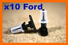 10 Ford door seal weather strip fasteners plastic retainer clips