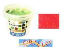 MOSAICO - 1450 tessere di vetro colorato 1x1 cm - Rosso