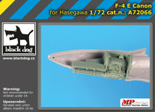Black Dog A72066 Resin 1/72 F-4 E Phantom Canon bay Hasegawa