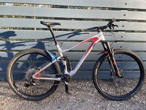 BMC SPEEDFOX 01 Carbon Dual Suspension 2018 Mountain Bike