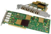 IBM 17P7705 PCI-x 4-Port 2.1 SW2 FC Adapter 22R0679 Fibre Channel Shortwave Card