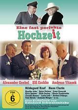 DVD Eine fast perfekte Hochzeit  Kult Komödie mit Elfi Eschke, Hildegard Knef